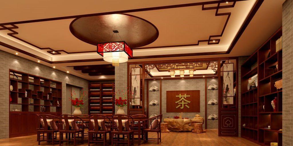 茶艺馆服务